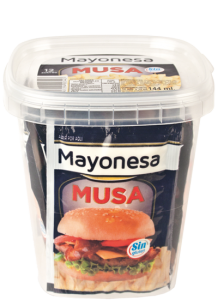 Mayonesa MUSA 12ml