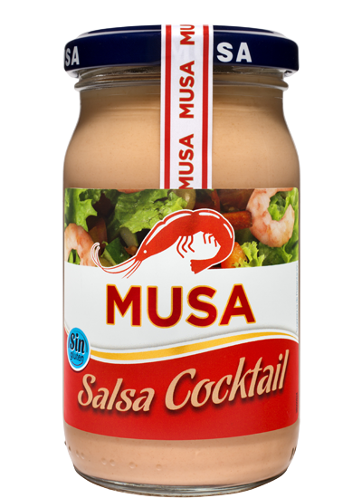 Salsa cocktail MUSA 225ml
