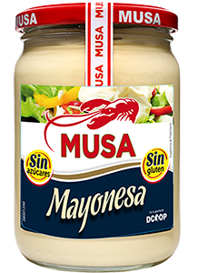 Mayonesa MUSA 450ml