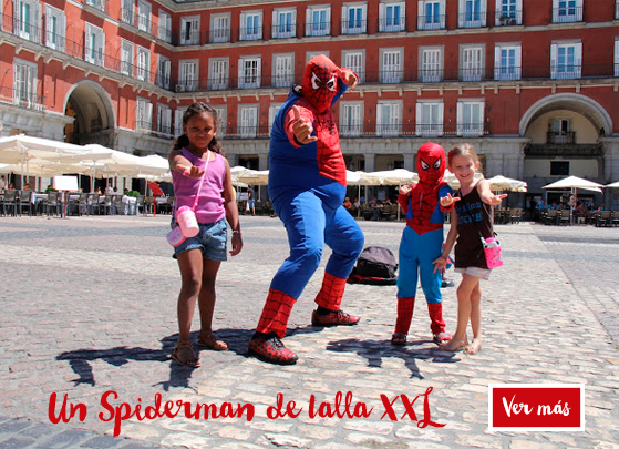 un-spiderman-de-talla-xxl
