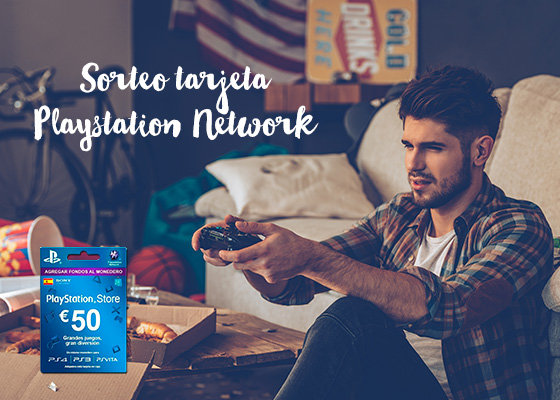sorteo playstation store